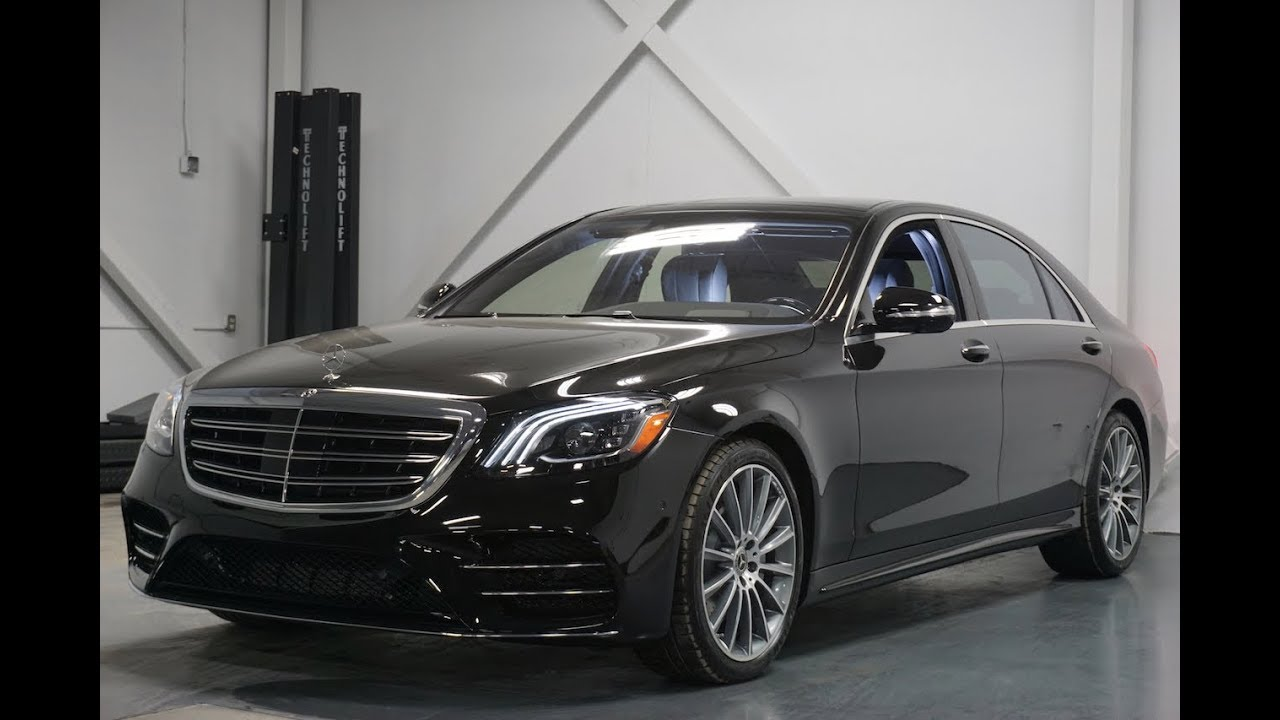 2018 Mercedes-Benz S560 4Matic Facelift