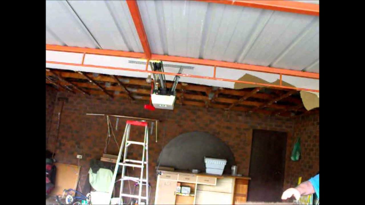 Garage Ceiling Falling Down Repair Hawthorn Plaster Repairs