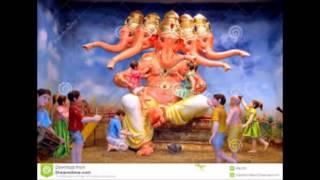 Lord Ganesh Kannada  Bhakthi Songs( ಕಡುಬಿಗೆ ತುಪ್ಪ ಹಾಕಿದನಪ್ಪ )