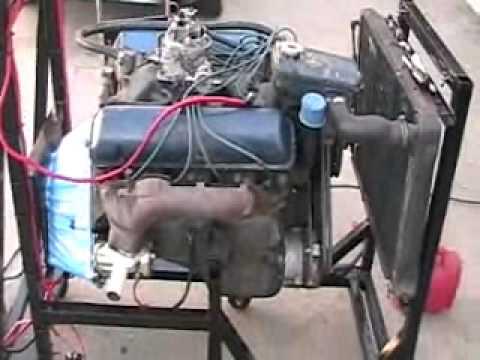 BangShift com 430ci MEL