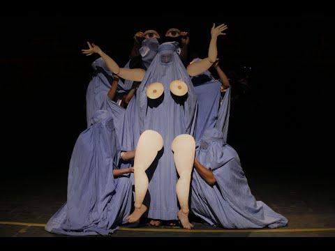 sirene operntheater  - Festival alf laila wa laila 6 - Burka Baazi  Musik: Akos Banlaky