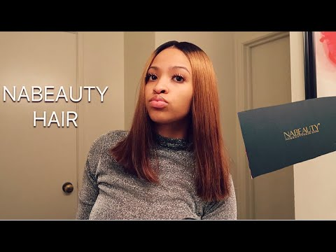 BLONDE MALAYSIAN LACEFRONT WIG FT NABEAUTY HAIR❗️
