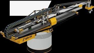 видео Строительный 3D-принтер