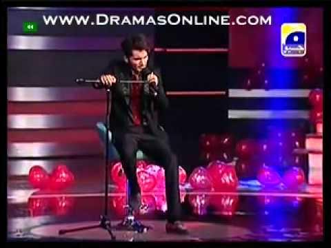 "Syed Asad Ali Zaidi Sing on ""Valentine Day"" Pakistan Idol Episode 21"