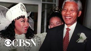 Zindzi Mandela, youngest daughter of Nelson Mandela, dead at 59