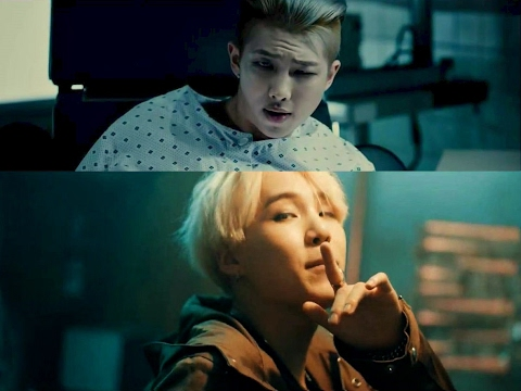 AGUST D and RAP MONSTER - 'Joke' and 'Agust D' MASHUP