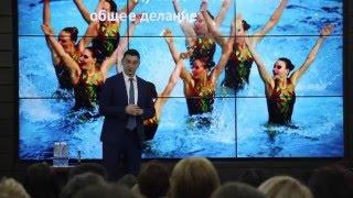 Видеоотчет с тренинга Максима Батырева в Бишкеке(12 декабря мы организовали замечательный тренинг Максима Батырева
