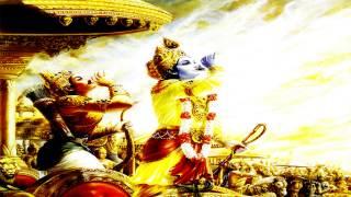 АУДИОКНИГА МАХАБХАРАТА - 71 - СМЕРТЬ ШАКУНИ И БЕГСТВО ДУРЬЙОДХАНЫ