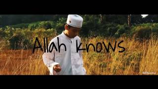 ALLAH Knows - Zain Bhikha (Vocal Only Nasheed) with Lyric