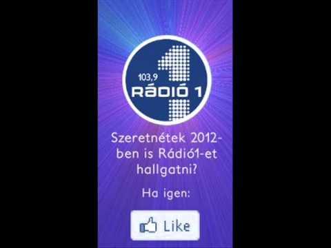 Rádió 1- nem hallgat el! (egykori frekvencián FM 103,9 Mhz - Budapest)