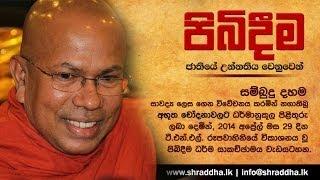 Pibidima TNL | Ven. Kiribathgoda Gnanananda Thero