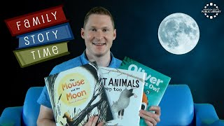 video thumbnail: Family Story Time - Nocturnal Animals!
