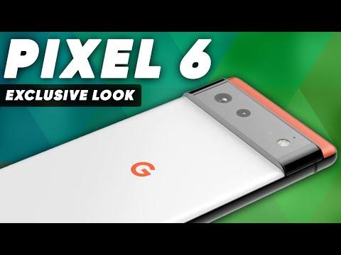 Google Pixel 6: 360-degree video [EXCLUSIVE]