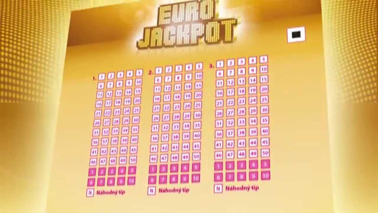 Eurojackpot Pot