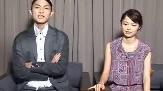 電影【手拉你SOLANI】兩位主角,宮崎葵和高良健吾特別接受好事989電台專...