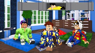 I Snuck Into A YOUTUBER'S Sleepover.. I Exposed Their SECRET! (Roblox Bloxburg)