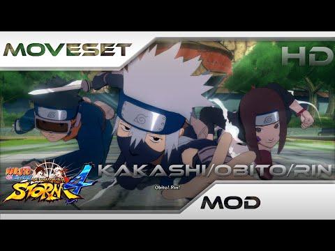 Naruto Shippuden UNS4