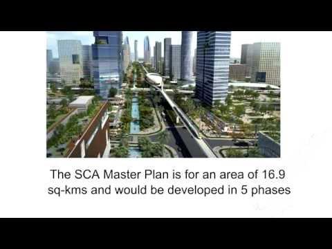 AP new capital AMARAVATHI master plan - singapore
