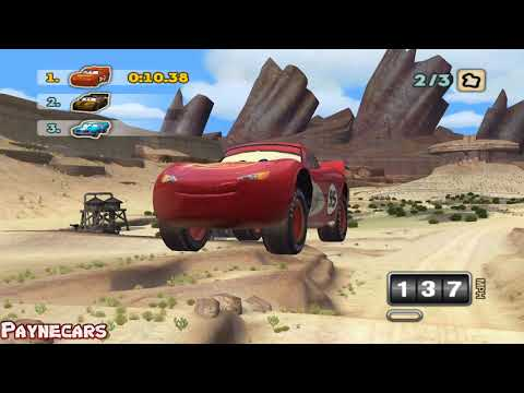 Cars: Superdrive Edition: Original Lightning McQueen (PC) | Development Diary #9