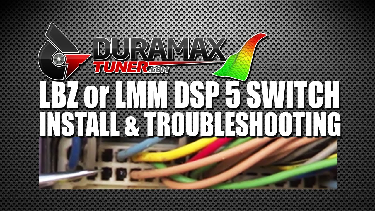 installing wiring harnes on lmm duramax [ 1280 x 720 Pixel ]