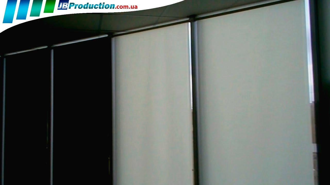Рулонные шторы (тканевые ролеты) – это современное качественное и стильное решение декора окна и защиты от солнца. В нашем интернет магазине