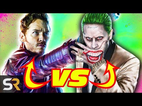 Marvel's Guardians of the Galaxy Vs DC's Suicide Squad: Who Wins?