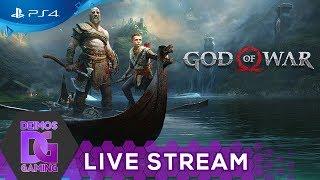 God of War #01 | PS4 Gameplay | ⭕ Záznam ze streamu ⭕ CZ/SK 1080p60fps