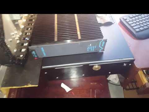 Чпу фрезер с безколлекторным, BLDC  , шпинделем 500 Ватт.