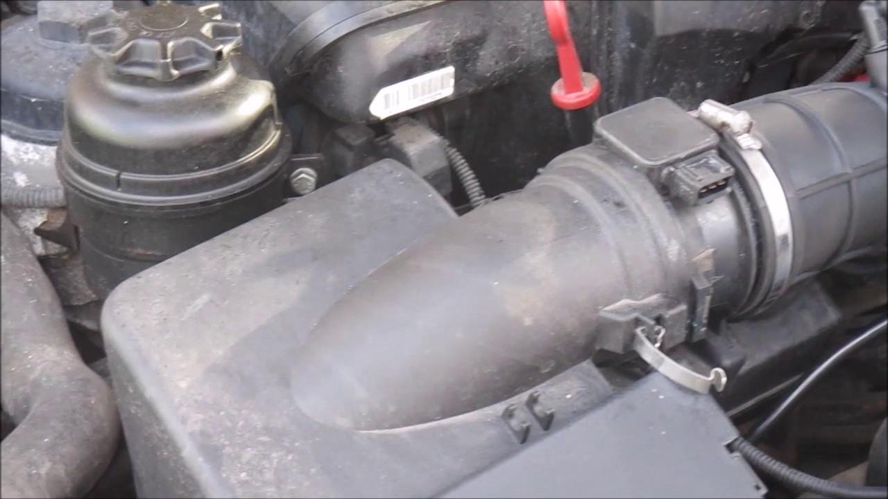For 2001 BMW 525i Mass Air Flow Sensor