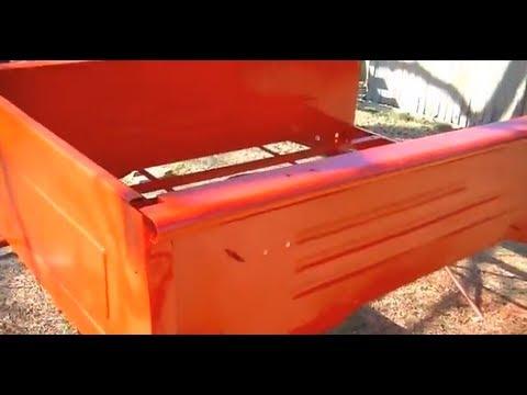 Remove Spray Paint From Car >> Part 6 Rustoleum Paint | $50 Paintjob - YouTube