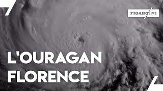 Les images CHOC de l'ouragan qui menace les États-Unis