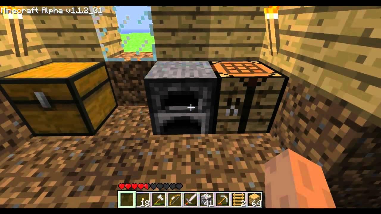 Let S Play Minecraft Part 5 Wir Bauen Ein Balkon D Youtube