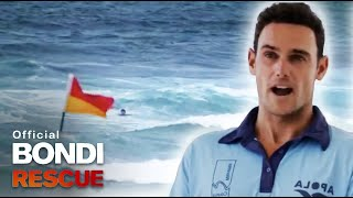 Will the Bondi Lifeguards rescue a drowning man in time?