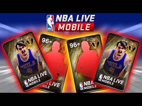 INSANE ALL-ROOKIE BUNDLE OPENING | 3 STRAIGHT 96+ PULLS + 2 AWARD WINNERS TOPPERS | NBA LIVE MOBILE