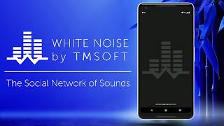 White Noise Market: The Social Network of Sounds