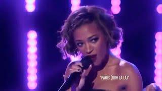 Amanda Brown - Paris Ooh La La | The Voice 2012