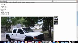 Craigslist St Louis Cheap Cars And Trucks