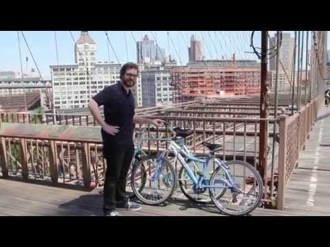 Kevin and Jimmy's Guide to New York City: The Brooklyn Bridge