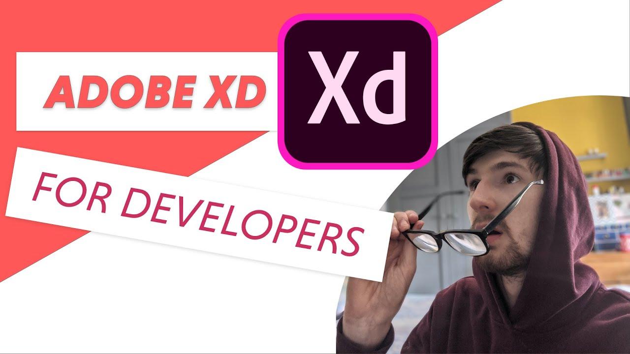 How to use Adobe XD as a Developer | Adobe XD Tutorial