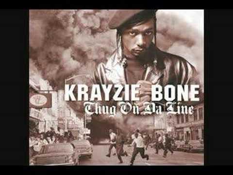 Krayzie Bone- I Don't Give A Fuck