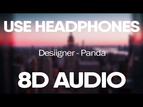 Desiigner – Panda 8D