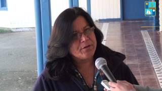 Taller Chile crece contigo en Aldea Raúl Silva Henriquez