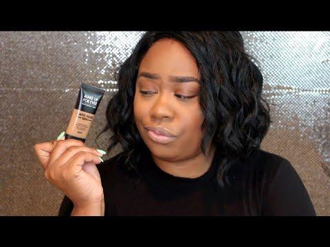 Makeup Forever Matte Velvet Foundation Review