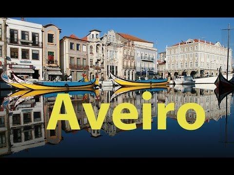 Aveiro Portugal Veneza de Portugal
