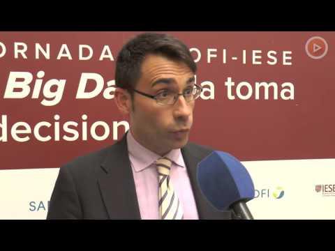 Big Data en Salud: Jornadas IESE Sanofi