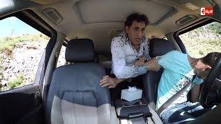 فيديو أحمد شيبة يفقد أعصابه ويشتم هاني رمزي بسيل من الألفاظ الخارجة