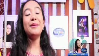 Profil Aura - Indonesian Idol Junior