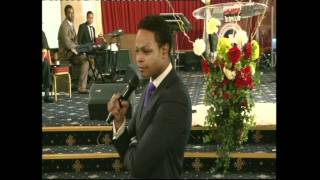 Prophet Manasseh Jordan - PowerSummit Teaching