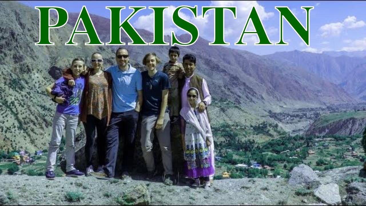 Download American Family Experiences Pakistan's Village Life