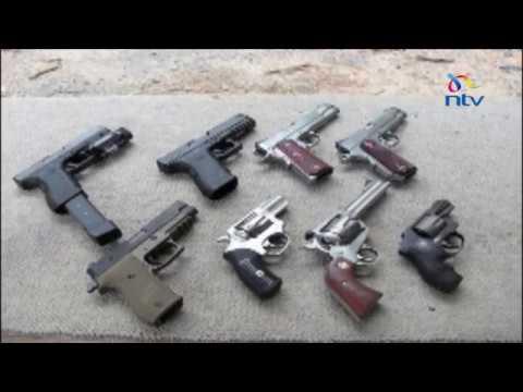 Rogue gun owners endangering lives of Kenyans